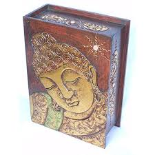 Decorative Box, Handpainted Buddha, Large Box ... - Amazon.com