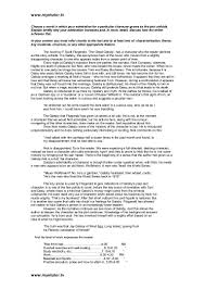 american dream essay american dream in the great gatsby essay thegreatgatsby essayoncharacter phpapp thumbnail american dream in worksheet collection
