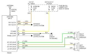 2003 gmc envoy stereo wiring diagram 2003 image 2003 gmc stereo wiring diagram wiring diagrams on 2003 gmc envoy stereo wiring diagram