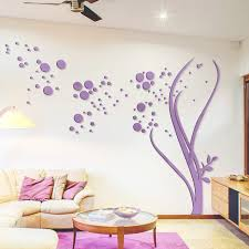 Online Shop <b>3D Large Size</b> Round Dots <b>Tree</b> Wall Stickers Home ...