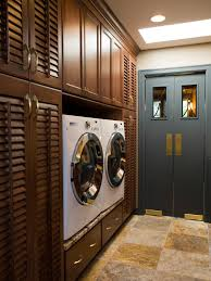 Narrow Laundry Room Ideas 10 Clever Storage Ideas For Your Tiny Laundry Room Hgtvs