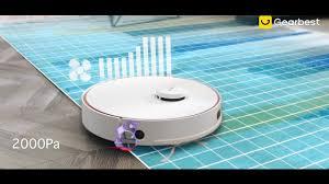 <b>360 S7 Laser Navigation</b> Robot Vacuum Cleaner - Gearbest.com ...