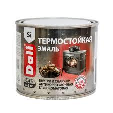 <b>DALI Эмаль термостойкая</b> для металлических поверхностей ...