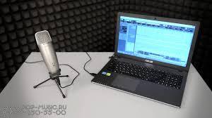 <b>Микрофон SAMSON C01U PRO</b> - YouTube