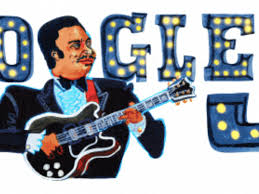 Google Doodle celebrates <b>B.B. King's</b> 94th birthday - CNET