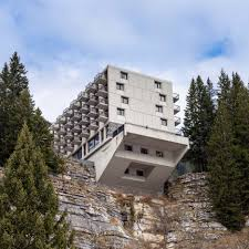 photography essays dezeen alastair philip wiper finds noble failure at breuer s modernist flaine ski resort middot photo essay