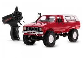<b>Радиоуправляемая</b> модель <b>Краулера WPL Military</b> Truck Buggy ...