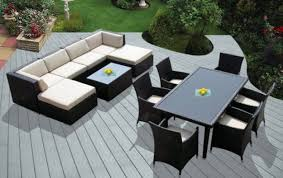 awesome white grey wood modern design garden furniture outdoor l beautiful black contemporary lounge chairs rectangular black garden furniture