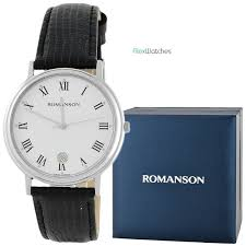 Купить мужские наручные <b>часы Romanson TL0162SMW</b>(<b>WH</b> ...