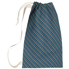 Ebern <b>Designs</b> Rainbow <b>Stripe</b> Ombre <b>Geometric</b> Laundry Bag ...