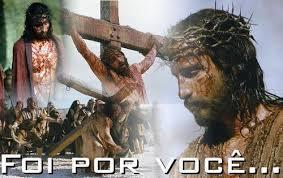 Resultado de imagem para JESUS NA CRUZ