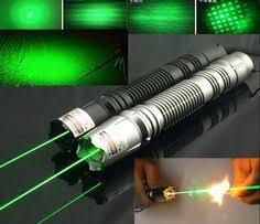 <b>JSHFEI</b> Grünen <b>laserpointer</b> mit 5 sterne real laser stift Fokussierbar ...