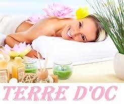 """Terre d'Oc <b>Perfumed</b> candle - <b>Свеча ароматическая</b> """"Летний вечер ..."""