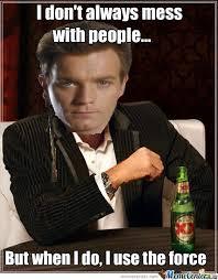 Scumbag Obi-Wan by himekawa - Meme Center via Relatably.com