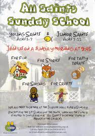 sunday school young saints all saints witley young saints sunday school