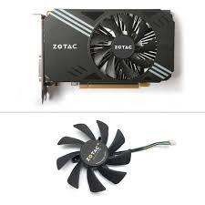 <b>Original 87mm GA91S2H</b> PC Cooling fan For ZOTAC GeForce GTX ...