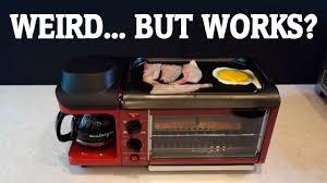 <b>Nostalgia</b> Breakfast Station Review: Complete Breakfast Maker ...