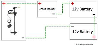 24 and 36 volt wiring diagrams trollingmotors net 24v wiring diagram