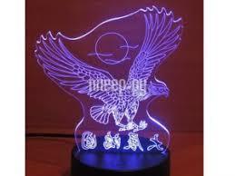 <b>3D лампа Veila 3D</b> Орел 1046