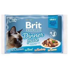 Plaček PREMIUM s.r.o.. <b>Brit Premium</b> suché krmivo pro kočky