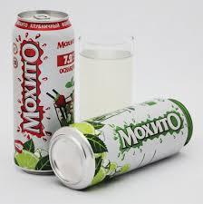 вывела на рынок новый слабоалкогольный <b>коктейль</b> «<b>Мохито</b>