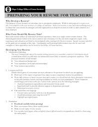 experienced teacher resume anuvrat info teacher cover letter sample experience