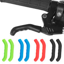 <b>2PCS Bike Brake</b> Lever Protector Mountain <b>Bicycle Silicone</b> Anti ...