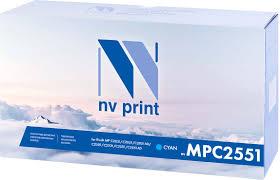 Тонер-<b>картридж NV Print</b> NV Print NV-MPC2551 тонер-картридж ...