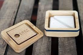 Northcore wood <b>Surf wax</b> box collaboration - Northcore Surf Blog