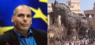 「ヤニス・バルファキス前ギリシャ財務相」の画像検索結果