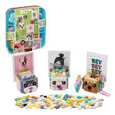 Набор для творчества <b>LEGO</b>® <b>DOTS</b>™ 41904 <b>Подставки</b> для ...