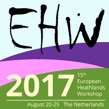 th european heathlands workshop presentation submissions oral presentations preferrably comply to one of the topics listed above poster presentations should provide information about heathlands in general