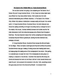 Young goodman brown analysis essayCritical Analysis Of Young     FAMU Online