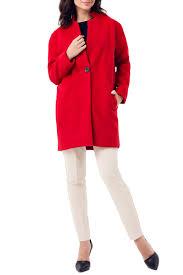 <b>Пальто Peperuna</b> арт PE159_RED RED/G17092416674 купить в ...