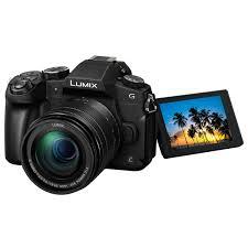 Купить <b>Фотоаппарат</b> системный <b>Panasonic Lumix DMC</b>-<b>G80</b> Kit 12 ...