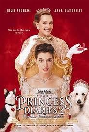 Diário da Princesa 2 – Dublado (2004)