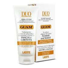 <b>GUAM Крем</b> для живота и талии с разогревающим эффектом <b>DUO</b>