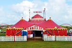 Images & Illustrations of circus tent