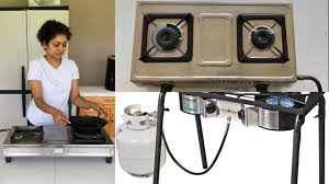 How to Setup Cheapest <b>Outdoor</b> Cooking with Propane <b>Gas Stove</b> ...