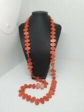 Wooden Orange <b>Fashion</b> Necklaces & <b>Pendants</b> for sale   eBay