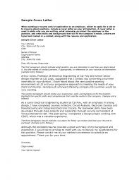 cover letter example for career change template changing careers cover letter
