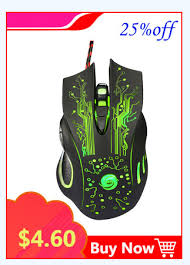 <b>HXSJ H100</b> Wired LED Optical PC Laptop <b>Gaming</b> Mouse w/ Fire ...