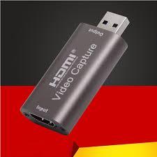 HDMI to <b>USB</b> 2.0 <b>Video Capture</b> Card 1080P <b>Recorder</b> Phone ...
