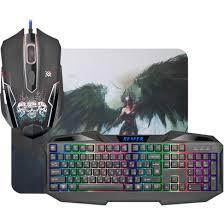 Игровой <b>набор DEFENDER Reaper MKP-018</b> RU, мышь+ ...
