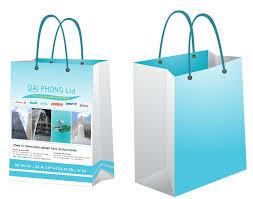 mẫu túi giấy cao cấp giá rẻ hcm