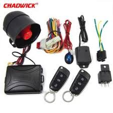 <b>Free shipping Car</b> Alarm Systems Door <b>Central</b> Lock with Remote ...