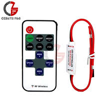 1 Set 12V <b>Wireless</b> RF <b>Remote</b> Switch <b>Controller LED</b> Dimmer ...