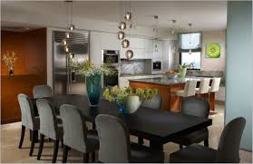 Dining Room Pendant Light Dining Room Black Dining Table Kitchen Island Unique Pendant