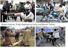 public violence