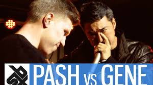 PASH vs GENE | Grand Beatbox 7 TO SMOKE Battle 2017 | Battle 3 ...